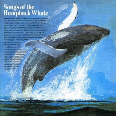 Songs Of The Humpback Whale Songs Of The Humpback Whale Import Gbr
