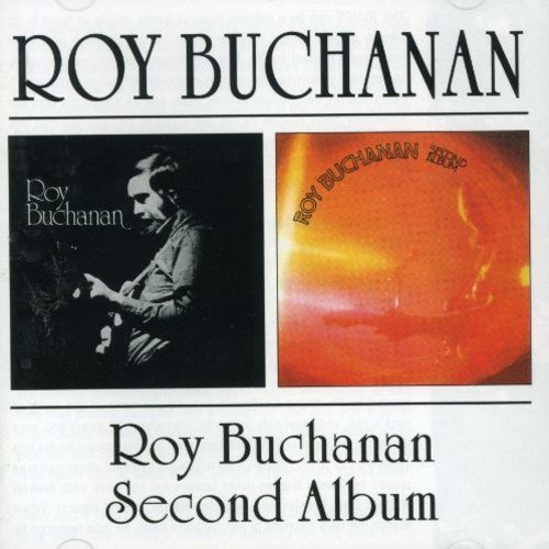 Roy Buchanan Second Album Import Gbr 2 On 1