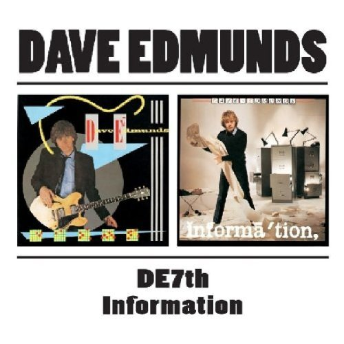 Edmunds Dave D.E.7th Information Import Gbr 2 On 1