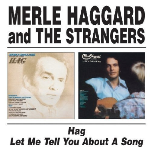 Haggard Merle Hag Let Me Tell You About A So Import Gbr 2 On 1