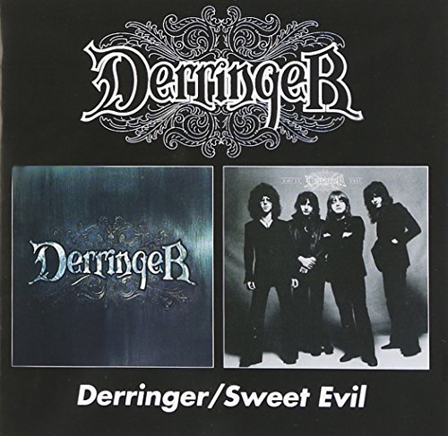 Derringer Rick Derringer Sweet Evil Import Gbr 2 On 1
