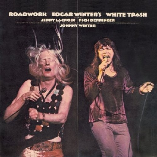 Edgar White Trash Winter Roadwork Import Gbr