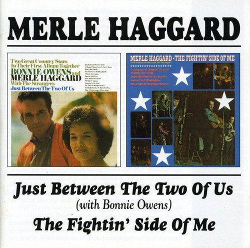 Merle Haggard Just Between The Two Of Us Fig Import Gbr 2 On 1