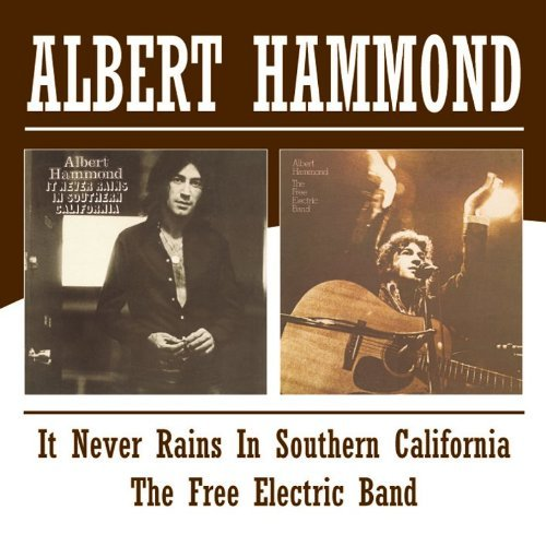 Albert Hammond It Never Rains In Southern Cal Import Gbr 2 On 1