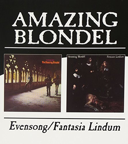 Amazing Blondel Evensong Fantasia Lindum Import Gbr 2 On 1