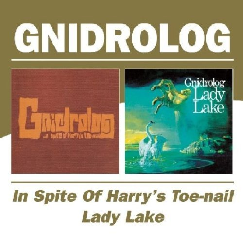 Gnidrolog In Spite Of Harry's Toe Nail L Import Gbr 2 On 1