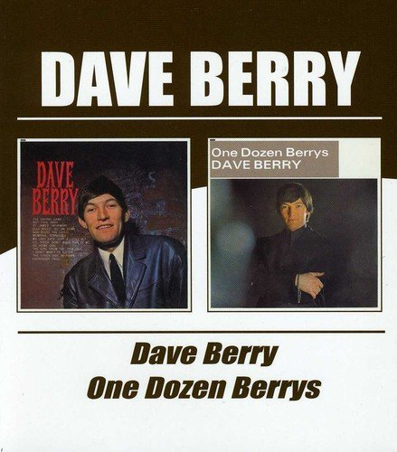 Berry Dave Dave Berry One Dozen Berry's Import Gbr 2 On 1 Remastered