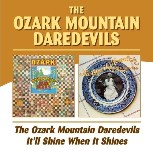Ozark Mountain Daredevils Ozark Mountian Daredevils It'l Import Gbr Remastered 2 CD