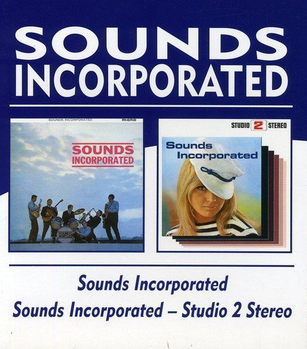 Sounds Incorporated Sounds Incorporated Studio 2 S Import Gbr 2 On 1