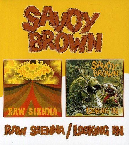 Savoy Brown Raw Sienna Looking In Import Gbr 2 On 1 Remastered
