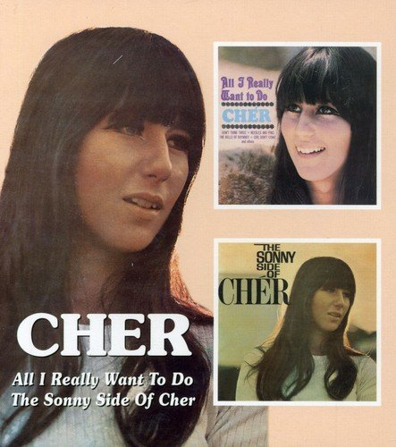 Cher All I Really Want To Do Sonny Import Gbr 2 On 1