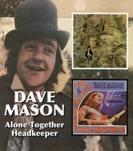 Mason Dave Alone Together Headkeeper Import Gbr 2 On 1 Remastered