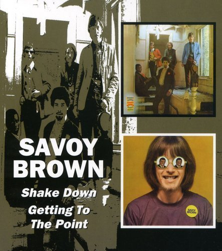 Savoy Brown Shake Down Getting To The Poin Import Gbr 2 CD