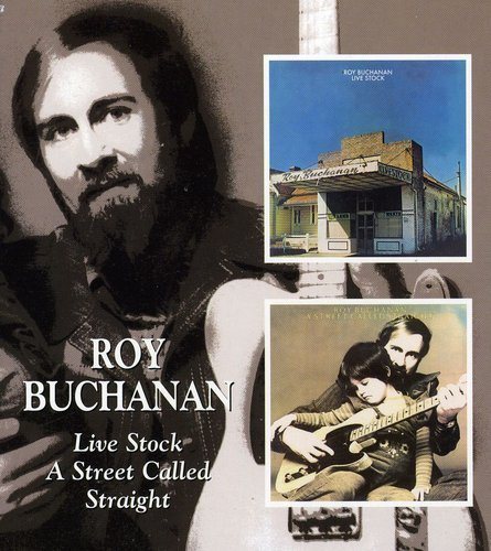 Roy Buchanan Live Stock Street Called Strai Import Gbr 2 On 1