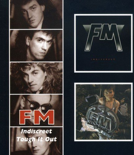 Fm Indiscreet Tough It Out Import Gbr Remastered 2 CD