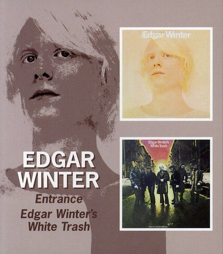 Winter Edgar Entrance Edgar Winter's White Import Gbr 2 CD