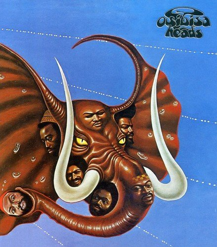 Osibisa Heads Import Gbr Remastered