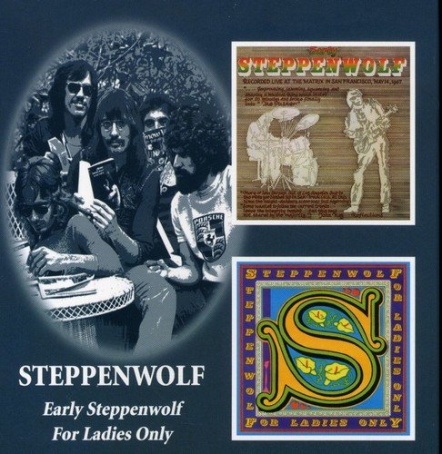 Steppenwolf Early Steppenwolf For Ladies O Import Gbr Remastered 2 CD