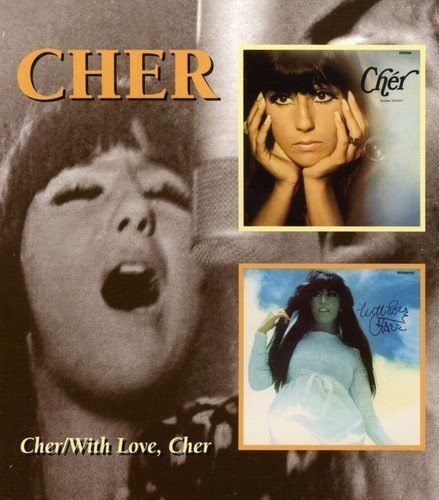 Cher Cher With Love Cher Import Gbr 2 On 1