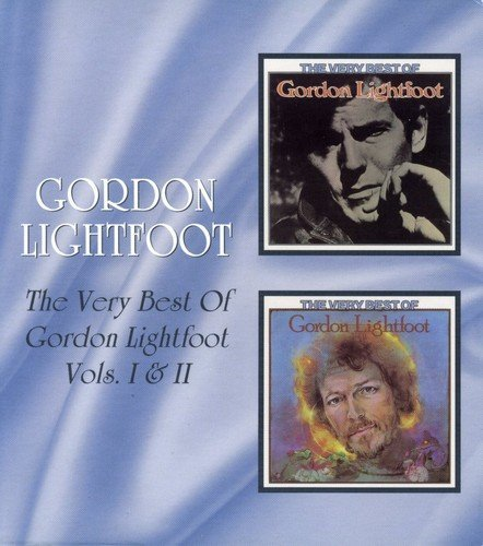 Lightfoot Gordon Vol. 1 2 Very Best Of Gordon L Import Gbr 2 On 1 Remastered