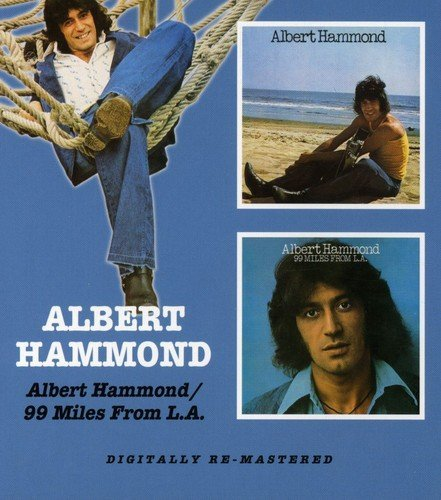 Albert Hammond Albert Hammond 99 Miles From L Import Gbr Remastered 2 On 1