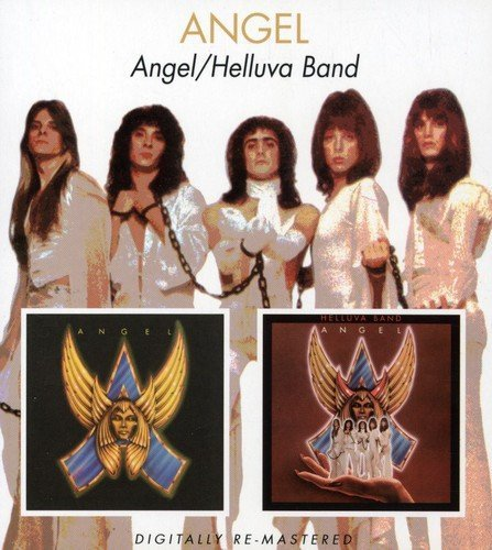 Angel Angel Helluva Band Import Gbr Remastered 2 CD