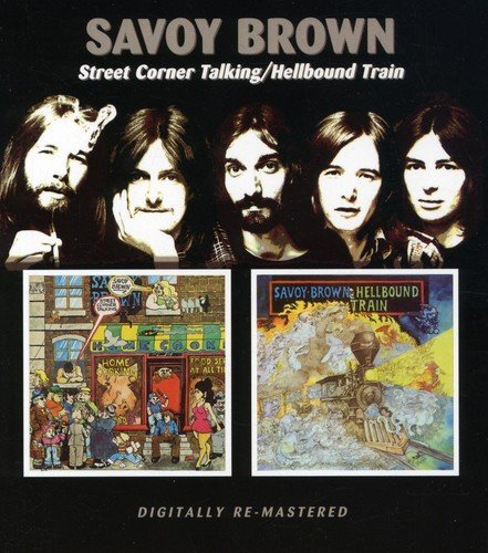 Savoy Brown Street Corner Talking Hellboun Import Gbr 2 On 1
