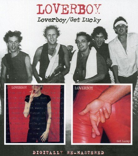 Loverboy Loverboy Get Lucky Import Gbr 2 On 1