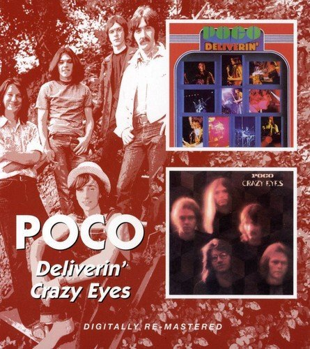 Poco Deliverin' Crazy Eyes Import Gbr 2 On 1 Remastered