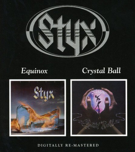 Styx Equinox Crystal Ball Import Gbr 2 On 1 Remastered