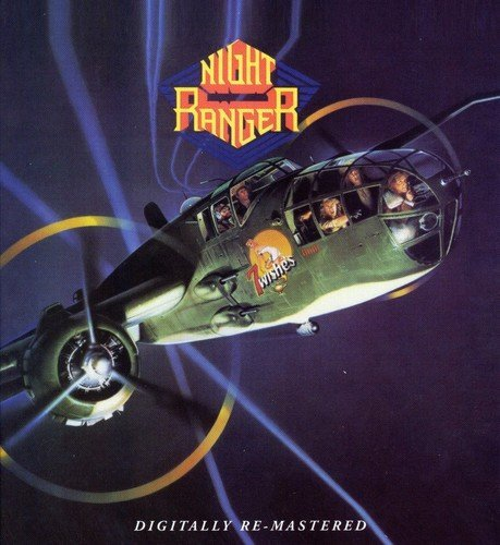 Night Ranger 7 Wishes Import Gbr