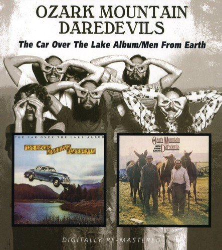 Ozark Mountain Daredevils Car Over The Lake Men From Ear Import Gbr 2 On 1
