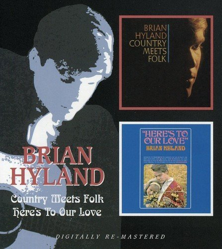 Brian Hyland Country Meets Folk Heres To Ou Import Gbr 2 On 1