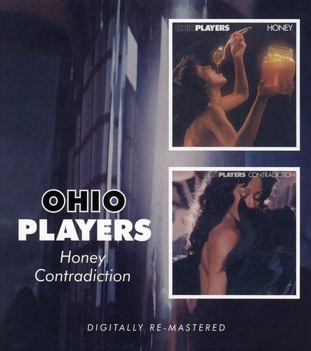 Ohio Players Honey Contradiction Import Gbr 2 On 1