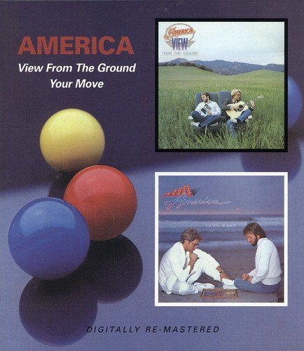 America View From The Ground Your Move Import Gbr 2 CD