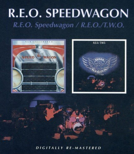 Reo Speedwagon Reo Speedwagon R.E.O.T.W.O Import Gbr 2 CD
