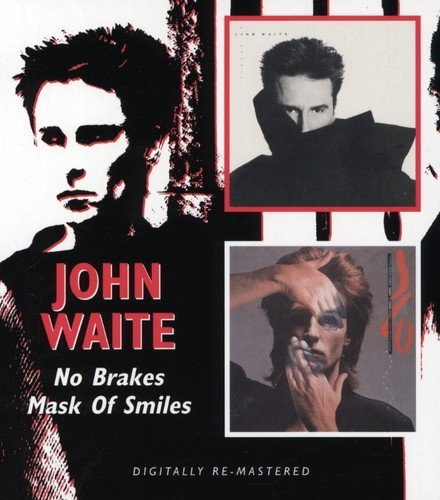 Waite John No Brakes Mask Of Smiles Import Gbr 2 On 1