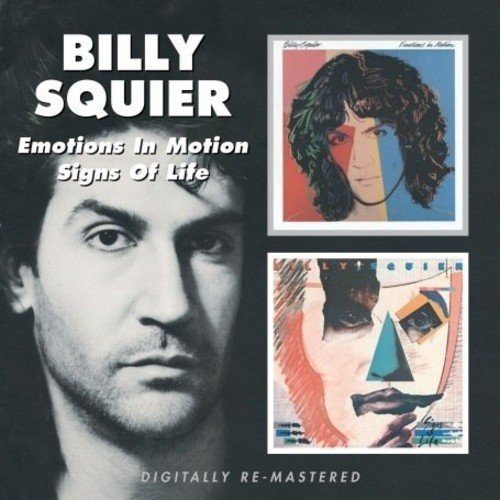 Squier Billy Emotions In Motion Signs Of Li Import Gbr Remastered 2 CD