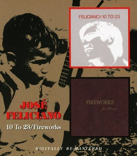 Jose Feliciano 10 To 23 Fireworks Import Gbr 2 On 1