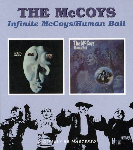 Mccoys Infinite Mccoys Human Ball Import Gbr Remastered 2 CD