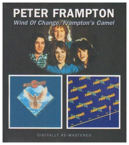 Frampton Peter Wind Of Change Frampton's Came Import Gbr 2 CD