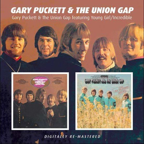 Gary Puckett & The Union Gap Young Girl Incredible Import Gbr 2 On 1