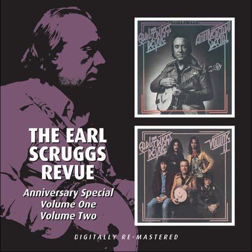 Earl Revue Scruggs Vol. 1 2 Anniversary Special Import Gbr 2 On 1 Remastered