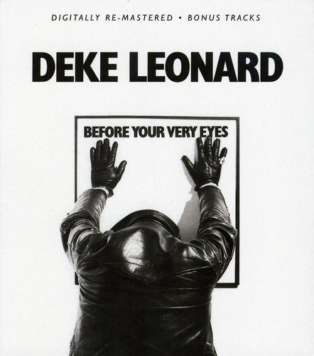 Leonard Deke Before Your Very Eyes Import Gbr Remastered Incl. Bonus Tracks