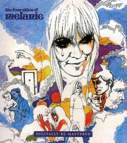 Melanie Four Sides Of Melanie Import Gbr Remastered