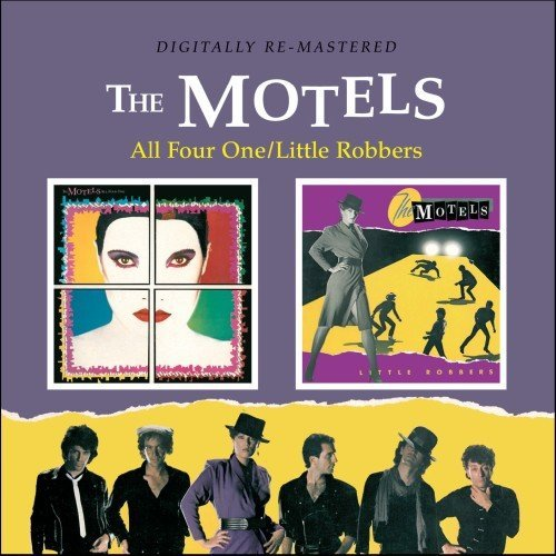 Motels All Four One Little Robbers Import Gbr 2 On 1