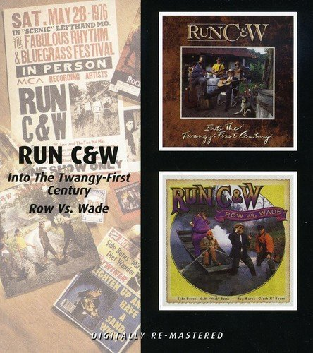 Run C&w Into The Twangy First Century Import Gbr 2 On 1