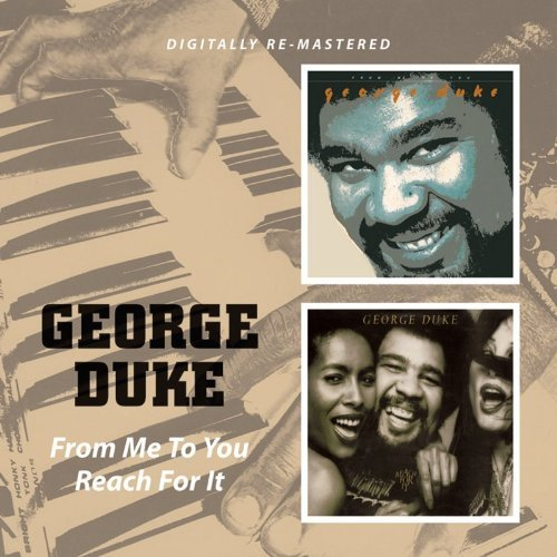 Duke George From Me To You Reach For It Import Gbr 2 On 1 Remastered