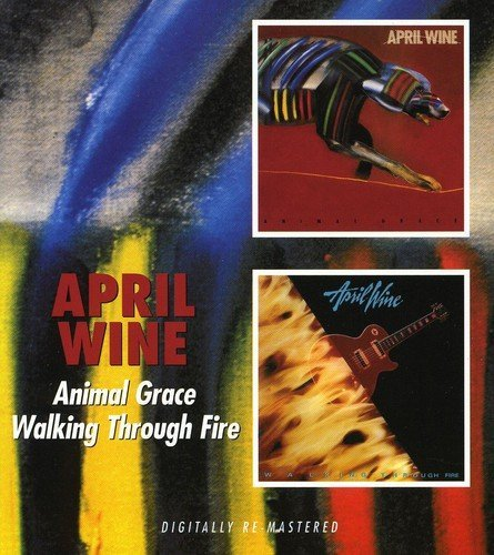 April Wine Animal Grace Walking Through F Import Gbr 2 CD