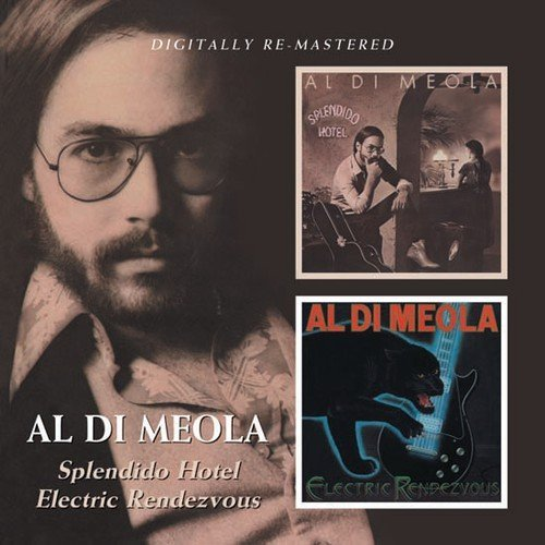 Di Meola Al Splendido Hotel Electric Rende Import Gbr 2 CD Remastered